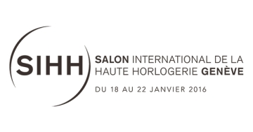 Die Uhrenmesse SIHH 2016 in Genf