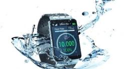 Ist meine Smartwatch wasserdicht?